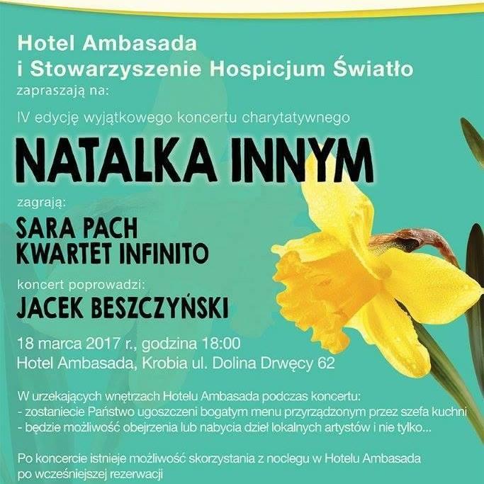 Plakat Natalka Innym