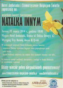Natalka Innym 2014