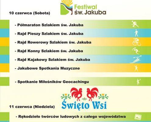 Festiwal Św. Jakuba